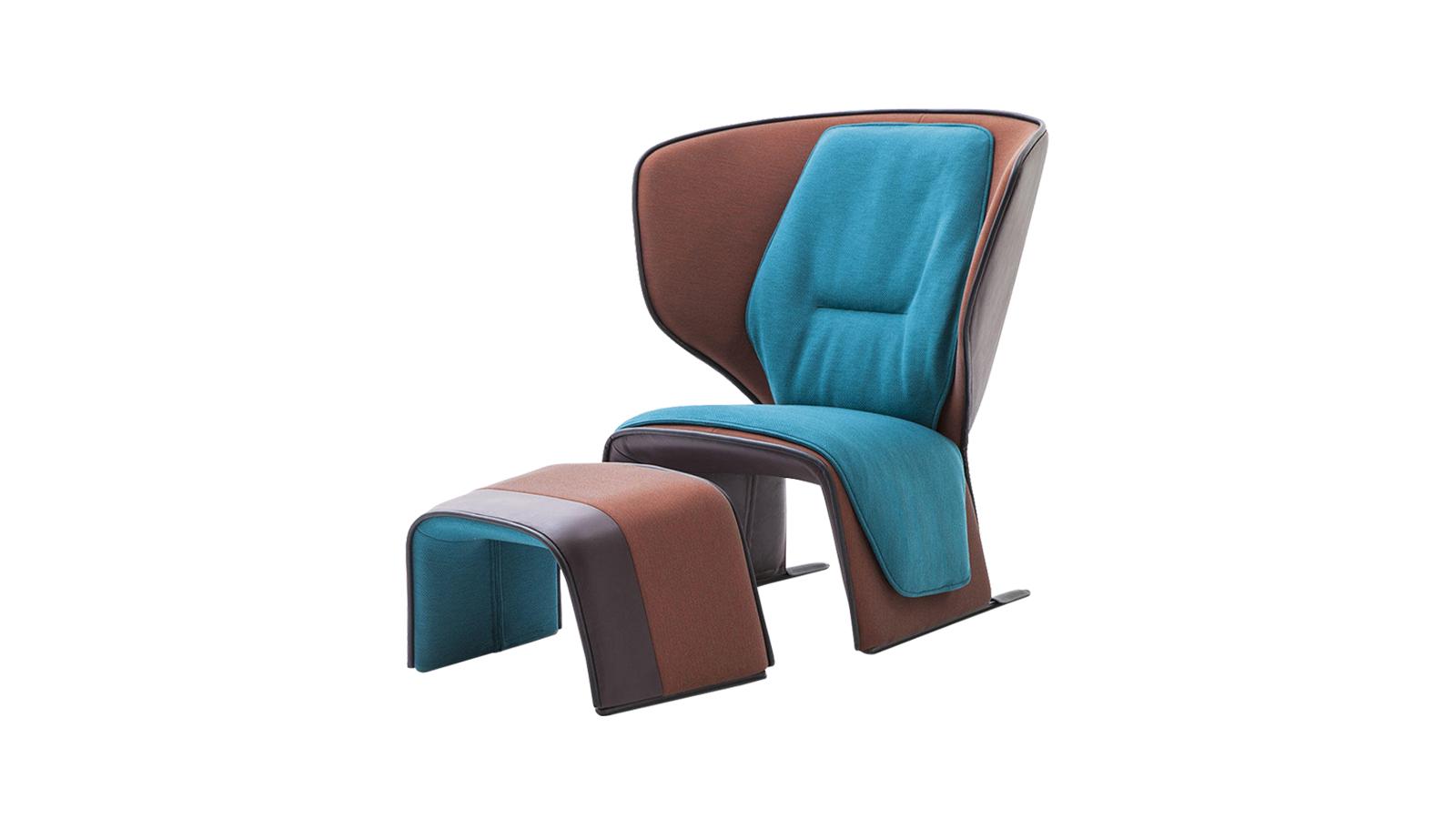 A Gender szék minden, csak nem hétköznapi. Lágy ölelésének és 12 fokos dőlésszögének köszönhetően gyengégen alkalmazkodik használójához. Játékos íve, valamint szín- és anyaggazdagsága avantgárd formavilágot teremt. A pihenést pedig lábtámasza fokozza, mely több színben is elérhető a CODE Showroomban.