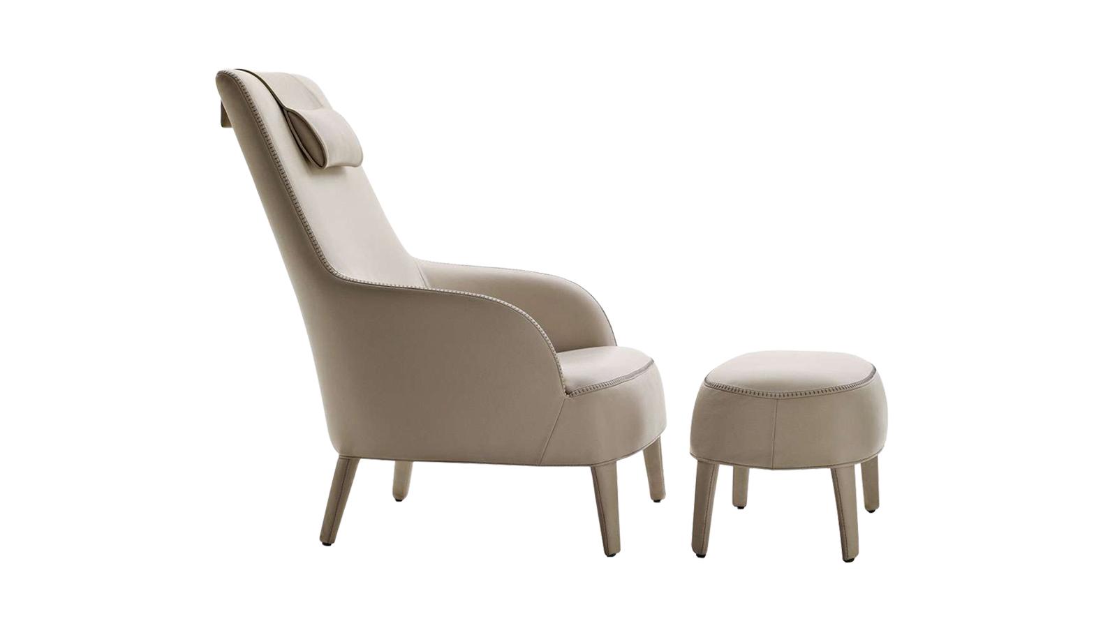 A Febo bútorcsaládba székek, puffok és kanapék széles választéka tartozik. Foteljei, melyek eltérnek egymástól háttámlájukban, a klasszikus esztétikát idézik minimalista, modern csavarral. Barokkos elegancia, letisztult stílus és maximális minőség jellemzi őket.