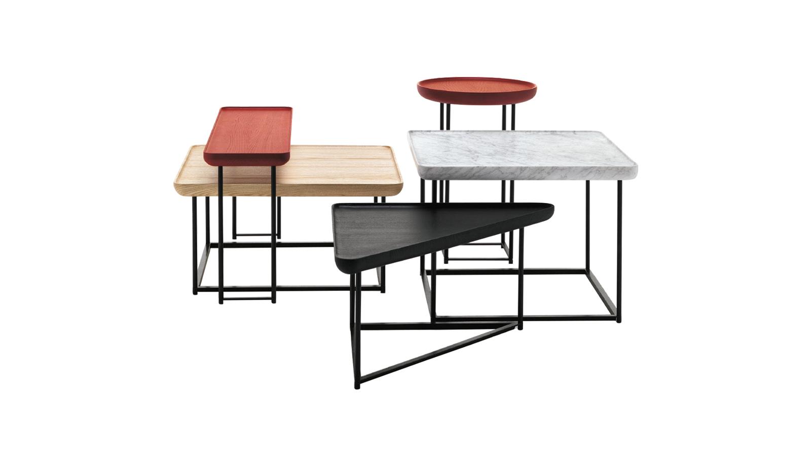 Ha Torei, akkor elegancia és sokszínűség. A japán esztétikát követve letisztultság és funkcionalitás jellemzi az asztalcsaládot, melyekből több verzió és méret is elérhető. Az egymás alá és fölé csúsztatható asztalok barátságos, szimpla kialakításukkal vendégszerető atmoszférát teremtenek.