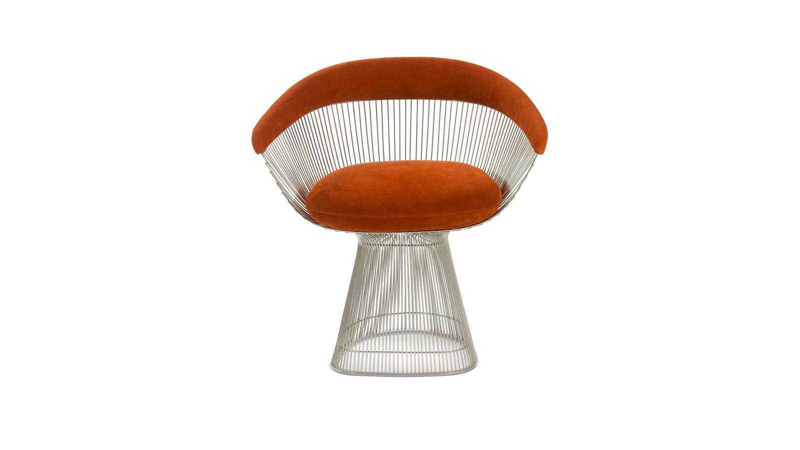 Már 1966-ban megörökítette a Platner kollekció azt a dekoratív, szelíd, kecses formavilágot, amely a modern designnak köszönhetően manapság is oly trendi. A korát megelező székek több száz ívelt acélrúdból állnak össze egy elegáns, finom kompozícióvá. A szépség és kényelem testesül meg a Platner székekben, melyeket egyértelműen használatra találtak ki.