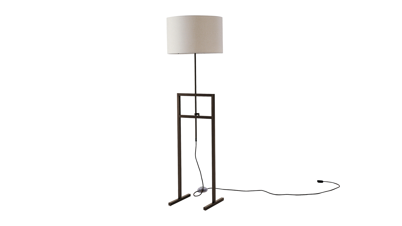 A Leukon lámpacsalád elegáns, modern enteriőrökbe illik igazán, egyszerű, sötét bronz vagy króm színben választható vázszerkezeteivel, téglatest és henger formájú búráival. Ha ezt a termékcsaládot választjuk, könnyű dolgunk van, hiszen Antonio Citterio kétféle álló-, két asztali, két mennyezeti és egy falilámpát tervezett. A búrák ernyői rendelhetők bézs vagy sötétbarna textillel, illetve fehér pergamennel, melyek alsó és felső síkját egy üveglap zárja.