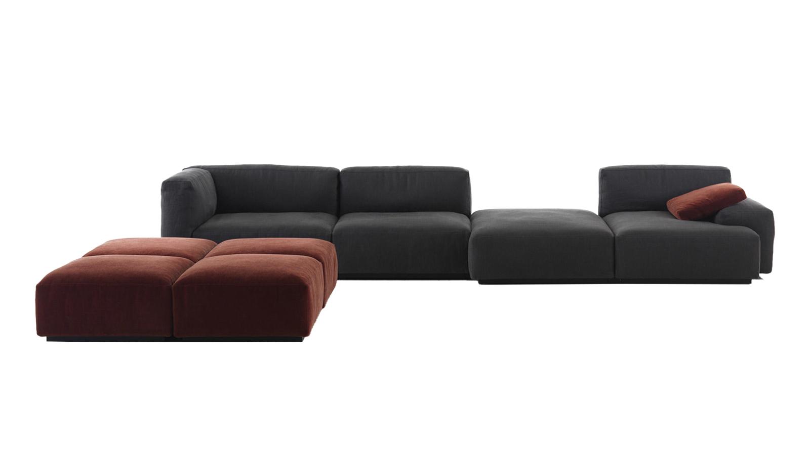 A Mex Cube egyszerű, mégis sokoldalú kanapé, mely a világhírű designer, Piero Lissoni fejéből pattant ki. Célja egy dinamikus, kreatív szisztéma kitalálása volt, amely egymástól külálló bútorok, de akár egybefüggő sziget kialakítását is lehetővé teszi. A szuperpuha kanapé hibátlanul alkalmazkodik használója igényeihez, és egyedi szépségével minden szempárt magára vonz.