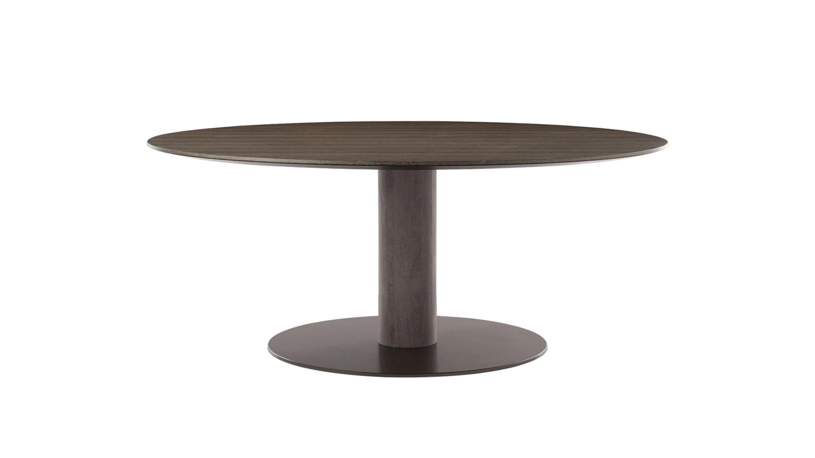 A Bellagio asztalokat úgy tervezték, hogy a lehető legkülönfélébb terekben is jól mutasson. A kifinomult, márvány asztallapnak és a geometrikus, letisztult formavilágnak köszönhetően megbújik az enteriőrben, miközben szinte észrevétlenül emeli annak fényét. A minimalizmus egyik időtálló hírnöke, amely nemcsak otthoni környezetben, hanem vendéglátóhelyiségekben is használható.